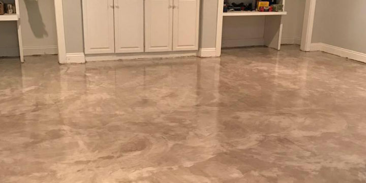 Decorative Concrete Flooring — Tampa, Hernando, Citrus, Pasco, Sumter, Lake