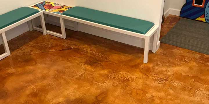Decorative Concrete Flooring — Brooksville, Spring Hill, Trinity, Wesley Chapel, New Port Richey