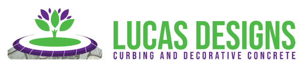 Lucas Designs Curbing & Decorative Concrete