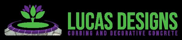Lucas Designs Curbing & Decorative Concrete