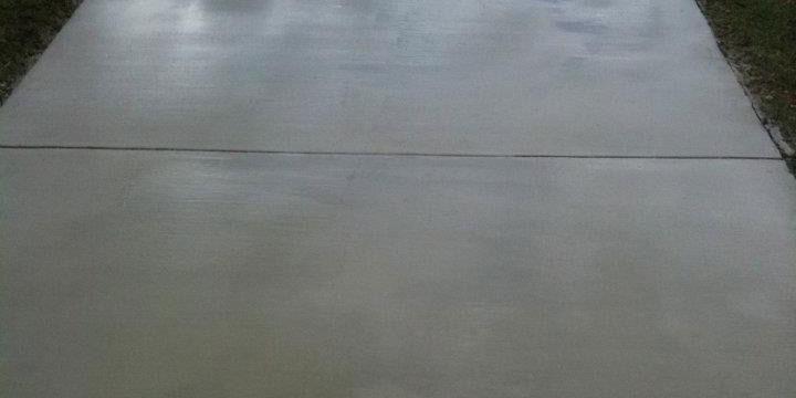 Driveway Concrete Refinishing Tampa