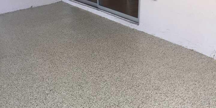 Epoxy Flake Flooring System